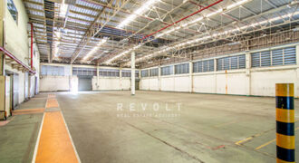 Factory for Sale : WHA Chonburi Industrial Estate 1