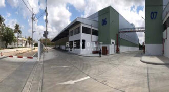 Factory & Warehouse for Rent : Map Ta Phut Zone and Eastern Economic Corridor EEC Zone