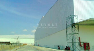 Warehouse & Factory for Rent : Eastern Economic Corridor : EEC Zone, Rayong