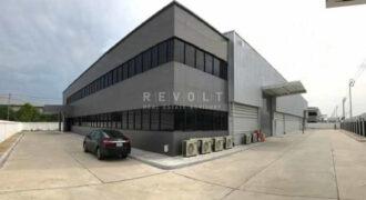 Warehouse & Factory for Sale : Bangna-Trad Rd., Bang Sao Thong, Samutprakran