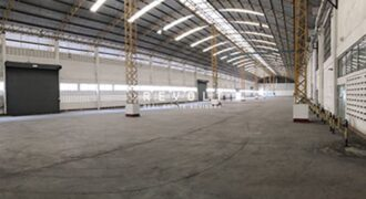 Warehouse for Rent : General Zone, Latkrabang Industrial Estate, Lat Krabang