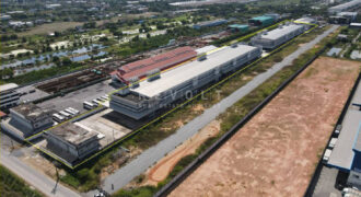 Warehouse for Sale/Rent : Phatthana Chonnabot Rd., Lat Krabang