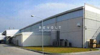 Factory for Sale : Amata Nakorn Industrial Estate, Chonburi