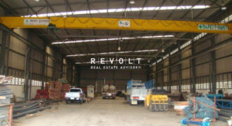 Factory for Sale : Hemaraj Industrial Estate, Pluak Daeng, Rayoung