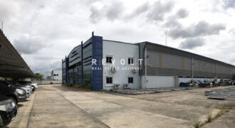 Factory for Sale : Hemaraj Industrial Estate, Pluak Daeng, Rayong