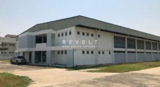Factory for Rent/Sale : Amata Nakorn Industrial Estate, Sriracha