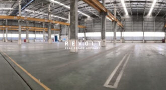 Factory for Sale/Rent : Amata Nakorn Industrial Estate, Chon Buri