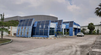 Factory for Sale : Amata City Industrial Estate, Rayong