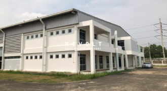 Factory for Sale : Bang Pa-in Industrial Estate, Phra Nakhon Si Ayutthaya