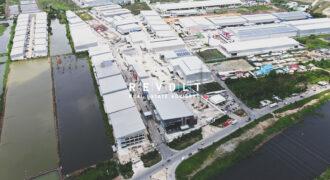Factory for Sale/Rent : Bangna-Trad, Theparak Rd., km.19