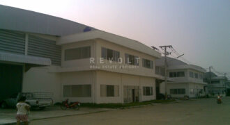 Factory & Warehouse for Rent : Wangnoi, Ayutthaya