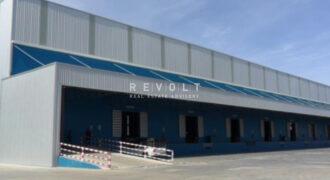 Factory for Rent : Theparak km.19 Road