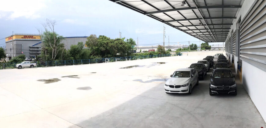 Factory for Rent : Near Pinthong IE