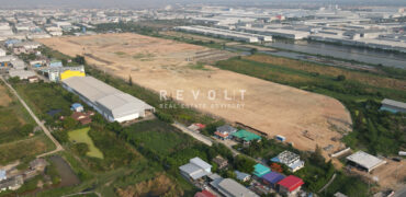 Factory for Rent : Vacant for Built to Suit Rubber Gloves Business.