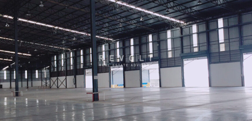 Factory & Warehouse for Rent : Pluak Daeng Road