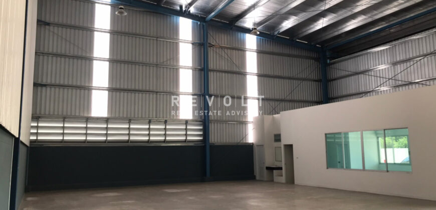 Factory & Warehouse for Rent : Zone Bangna Trad