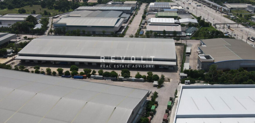 Warehouse for Sale/Rent : Pinthong Road